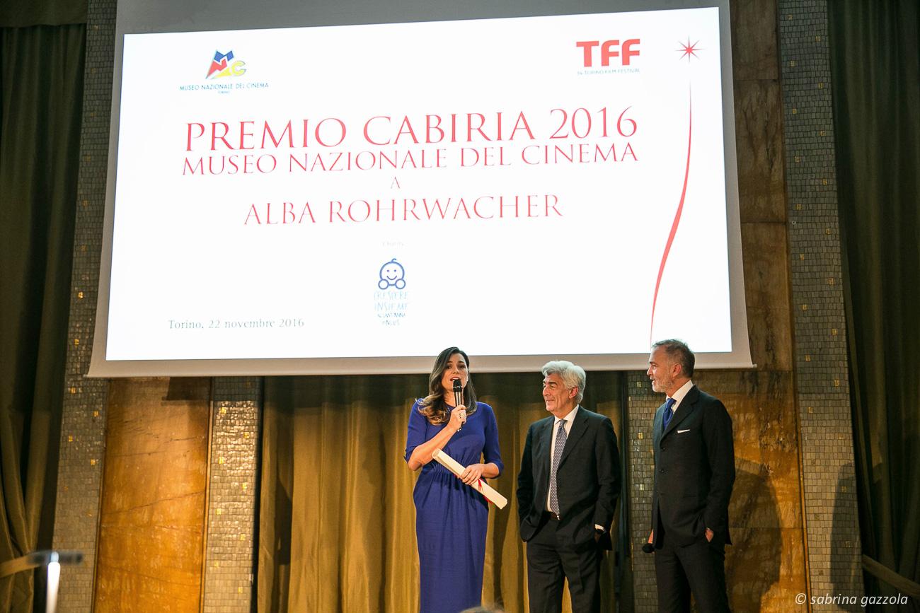 Immagine Premio Cabiria 2016