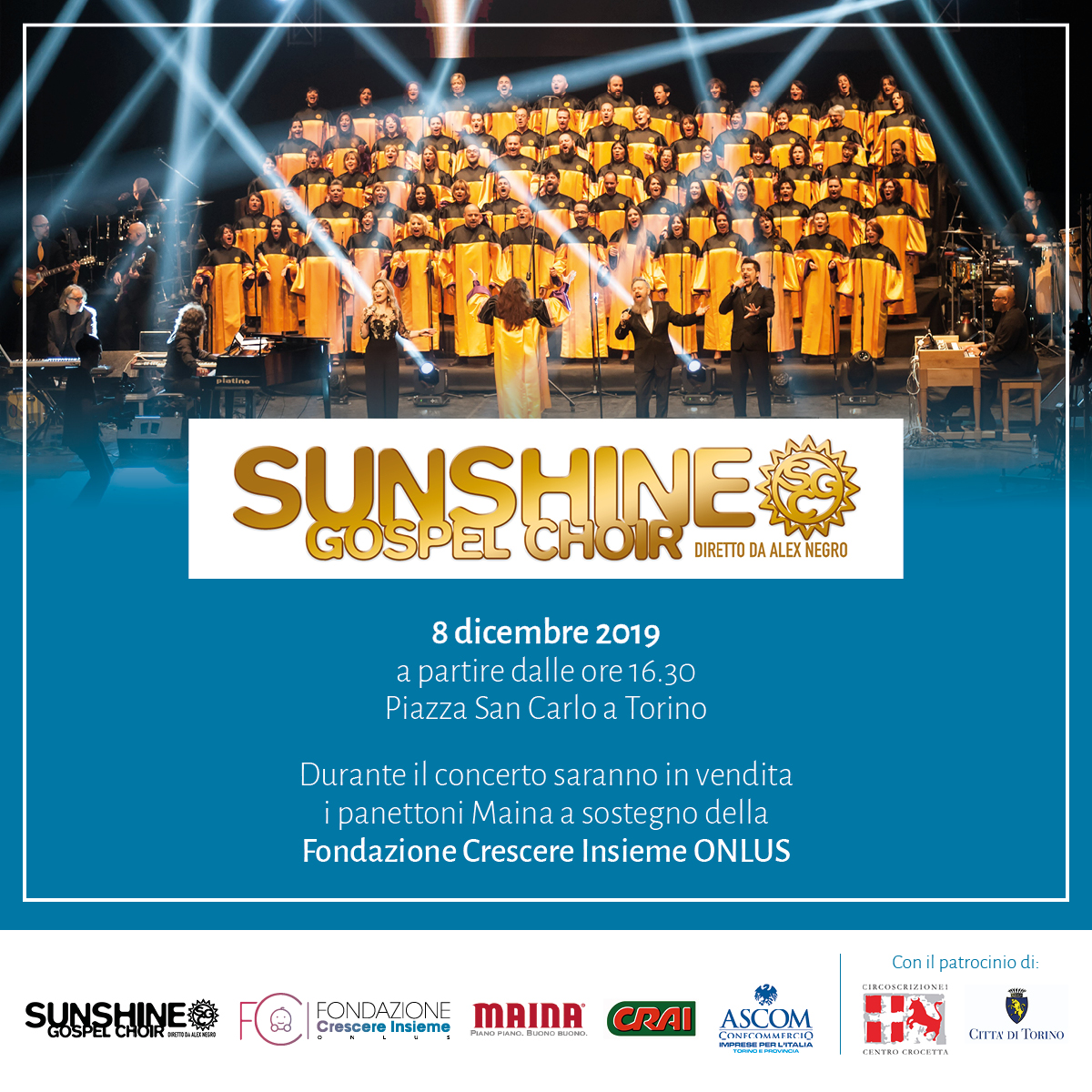 Immagine Sunshine Gospel Choir